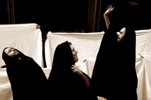 Taranta per TeleThon Accademia Teatrale di Roma Sofia Amendolea