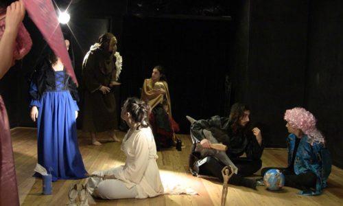Verifiche trimestrali Accademia Teatrale Sofia Mendolea