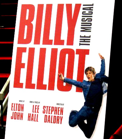 Musical Billy Eliot Londra 2001