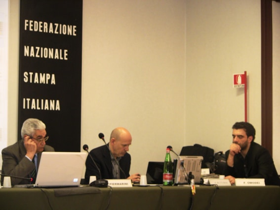 Conferenza Stampa Bad Peopla in Guantanamo