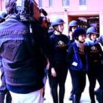 Rai 1 intervista allievi accademia sofia amendolea