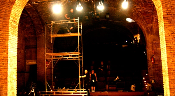 Stage Organizzazione eventi 2009