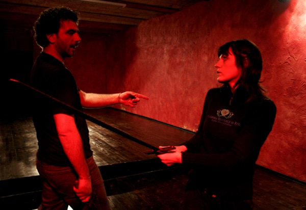Workshop Internazionale di Recitazione su Combattimento con Spada Medievale