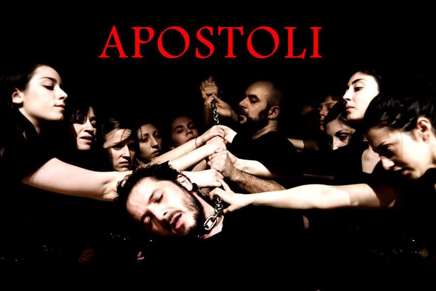 Debutto Spettacolo Apostoli Accademia Sofia Amendolea