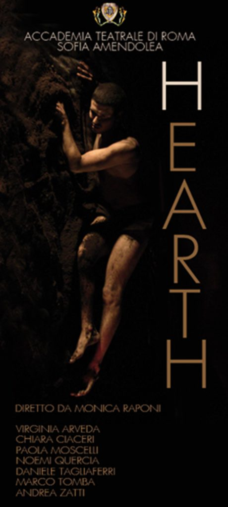 (H)EARTH – Accademia Sofia Amendolea - Locandina