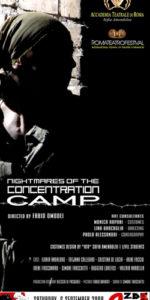 """Nightmares of the Concentration Camp presentato dall'Accademia Teatrale di Roma """"Sofia Amendolea"""" in Polonia - Locandina"""