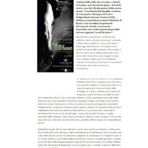 bad people in guantanamo - Rassegna Stampa - non-solo-cinema