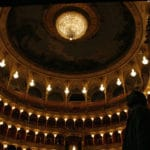 Accademia Teatrale Sofia Amendolea ospite al teatro dell'Opera