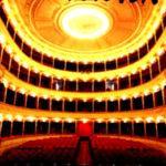 Teatro Quirino Interno