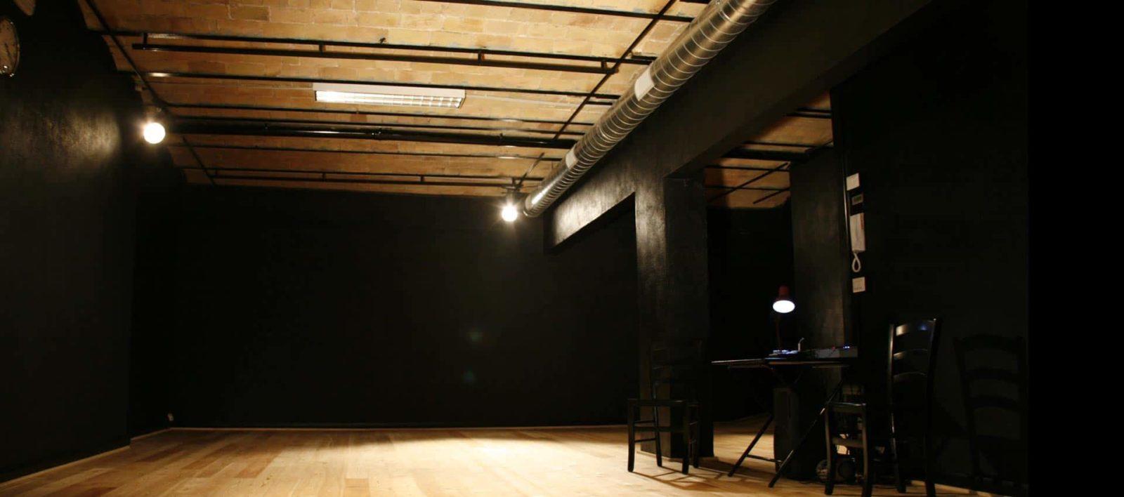 Accademia Teatrale Sofia Amendolea - Sala nera
